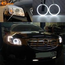 Для Opel Insignia 2008 2009 2010 2011 2012 2013 отлично Ультра яркое освещение ccflangel комплект глаза гало кольца