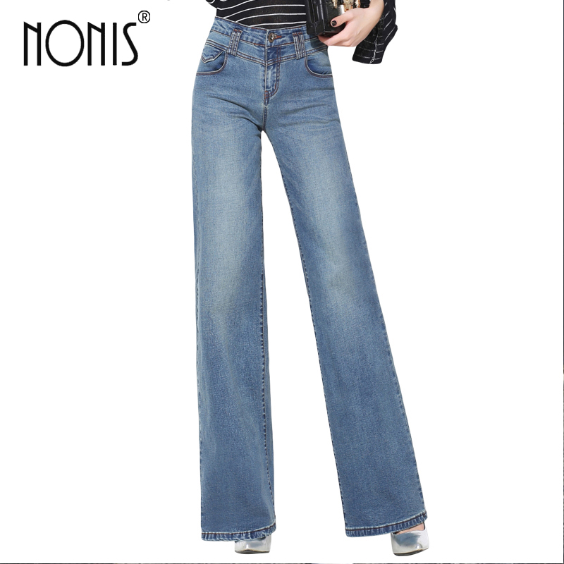 Popular Plus Size Flare Leg Jeans-Buy Cheap Plus Size Flare Leg ...