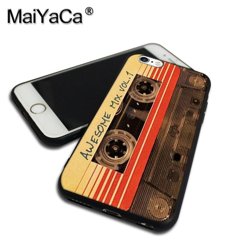 MaiYaCa σιλικόνη τηλέφωνο υπόθεση για το - Ανταλλακτικά και αξεσουάρ κινητών τηλεφώνων - Φωτογραφία 3