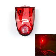 USB Light LED MTB Road Bike Tail Light Rechargeable Warnning Bicycle Rear Light Lamp for Cycling Parts Night Signal Light(China)
