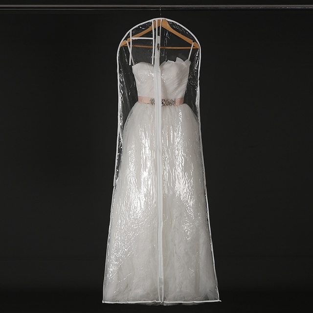 wedding dress vacuum bag wedding dress cover bag