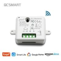 Tuya умная жизнь Крошечный переключатель гнездо модуль сделать свет Умный Google Home Echo Alexa Голосовое управление приложение Дистанционное управл...