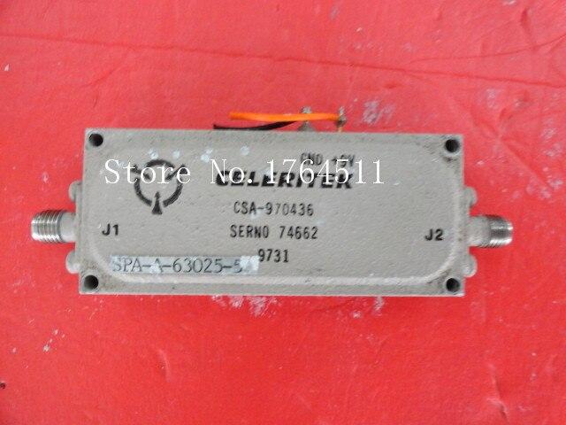[BELLA] CELERITEK 970436 9V SMA Amplifier