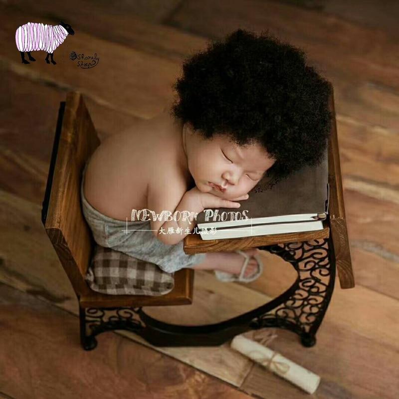 Реквизит для фотосъемки новорожденных детей, стол для фотосъемки, корзина для младенцев, для студийной съемки принадлежности для фотосъемк