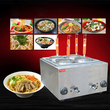 2PC FY-4M-B New and high quality electric pasta cooker,noodles cooker,cookware tools,cooking noodles machine