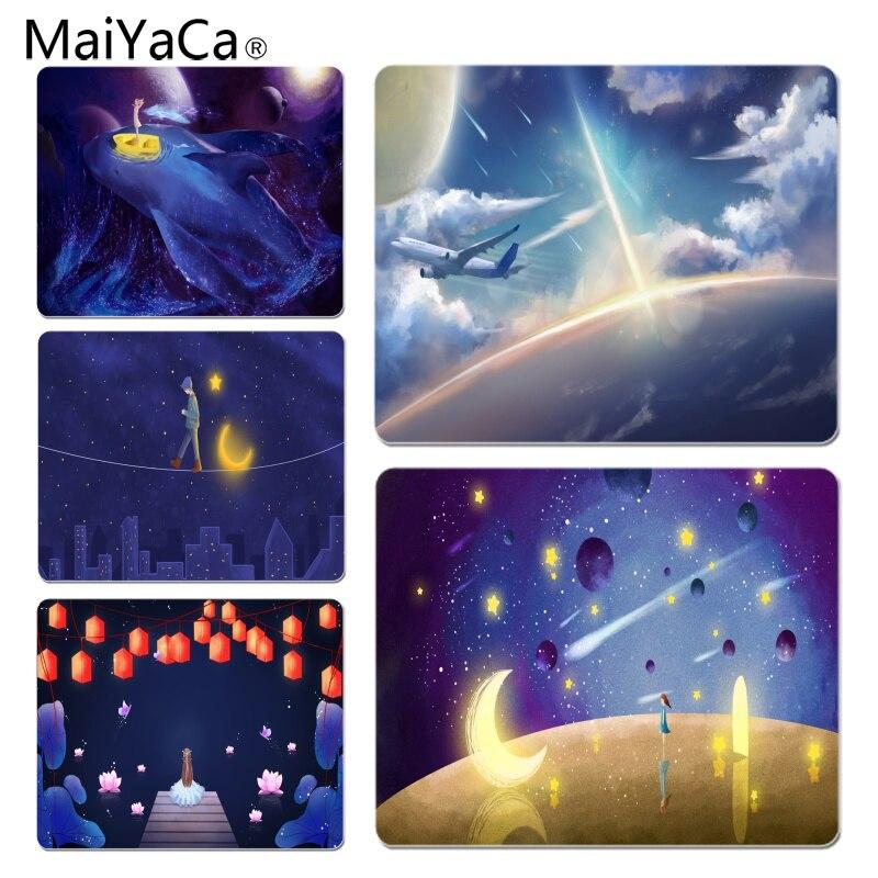 MaiYaCa Stargate Laptop Gaming Mice Mousepad Size for 18x22x0.2cm Gaming Mousepads