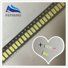 Led-Beads White Backlight 1000PCS for LG SMD Led-6030 6V 1W Cold TV LATHT420M Best-Quality
