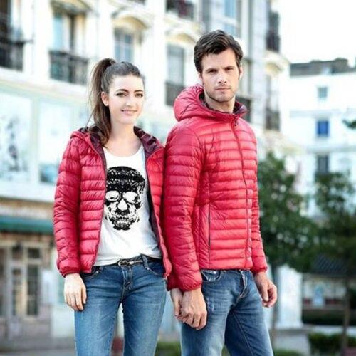 Moda kadın Casual Yeni Kapşonlu Kış Sıcak Aşağı Parka Ceket Mont Ceket