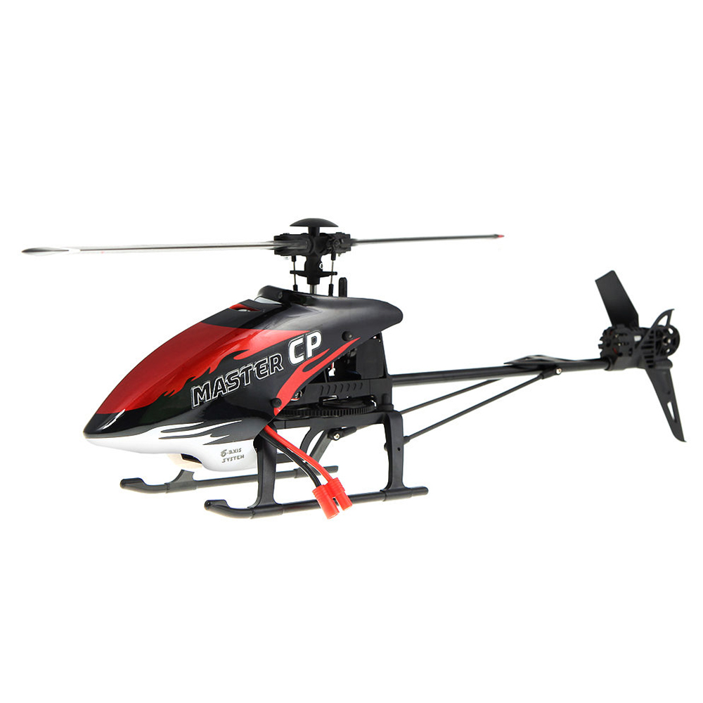 New Walkera Hot 100% Original Master CP Flybarless 6-Axis Gyro 6CH BNF RC Airplane hot sale tygzs black flyer v1 2 4g 6ch carbon fiber film rc model airplane plane bnf