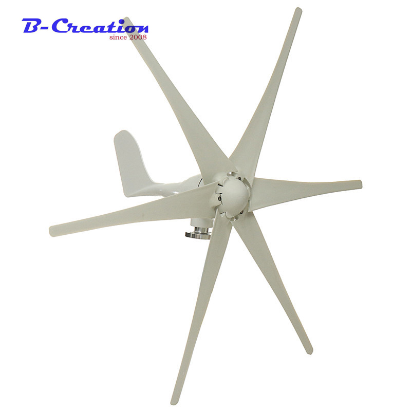 MAX 400w 300w 12v/24vdc Wind Turbines/wind Alternator Generate Electricity With 3 Blades For Home Use Turbinen-generator
