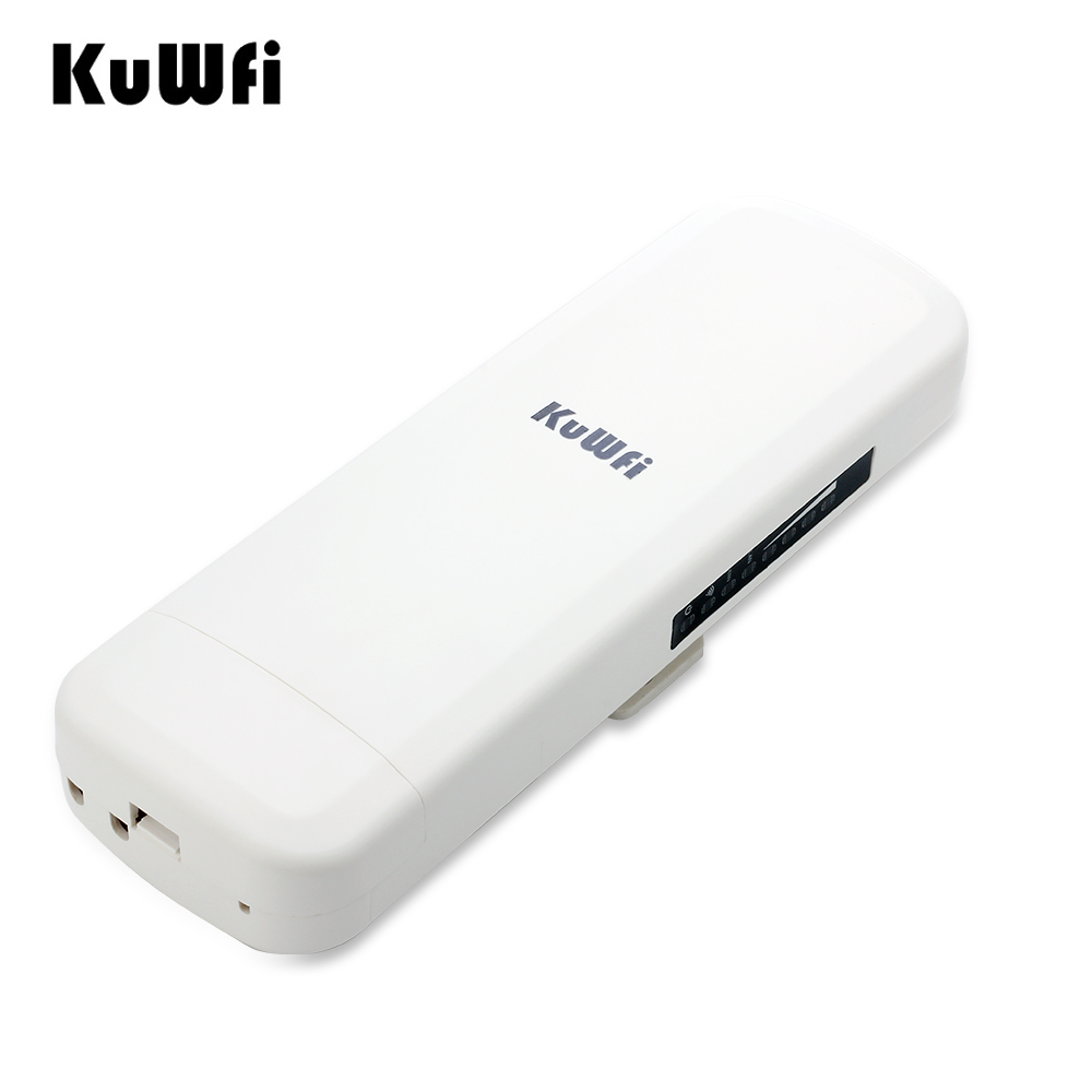 Image 2 - 3.5KM WIFI Repeater 900Mbps 5.8G Wireless CPE Router Outdoor Wireless Bridge Long Range WIFI Extender System for IP Camera