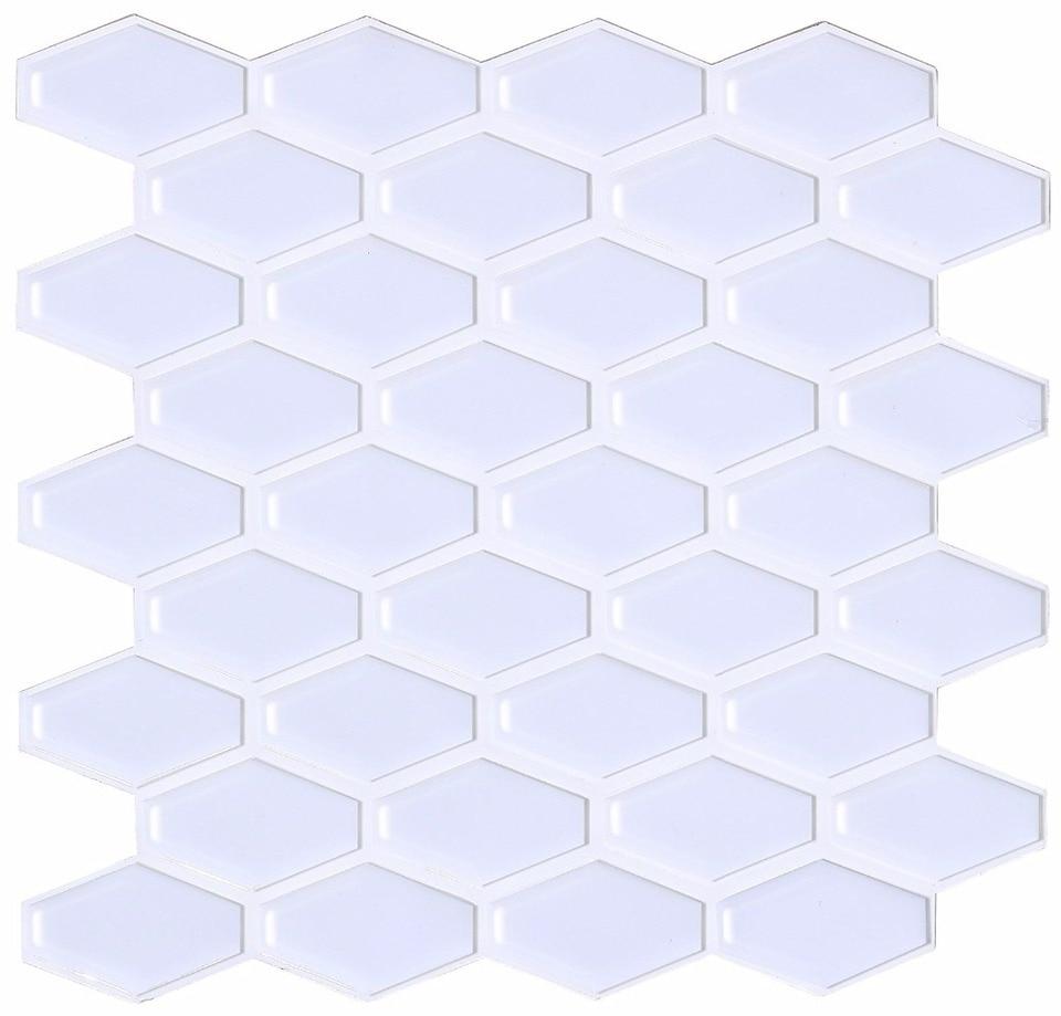 - Peel And Stick Backsplash For Kitchen, Self Adhesive Wall Tile
