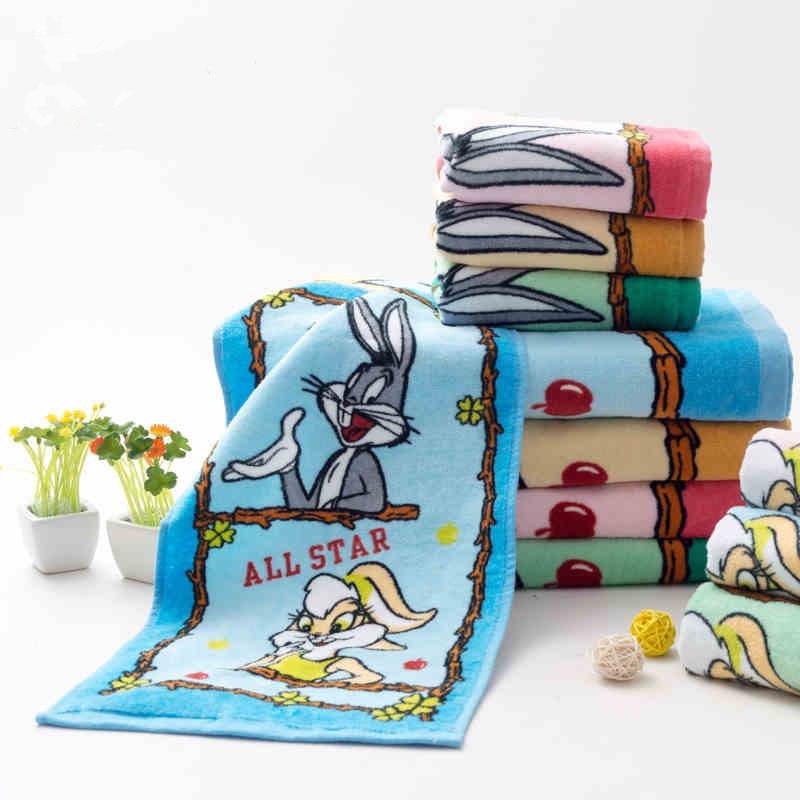 Baby Boys Girls Tom And Jerry Bath Towel Kids Cotton 33
