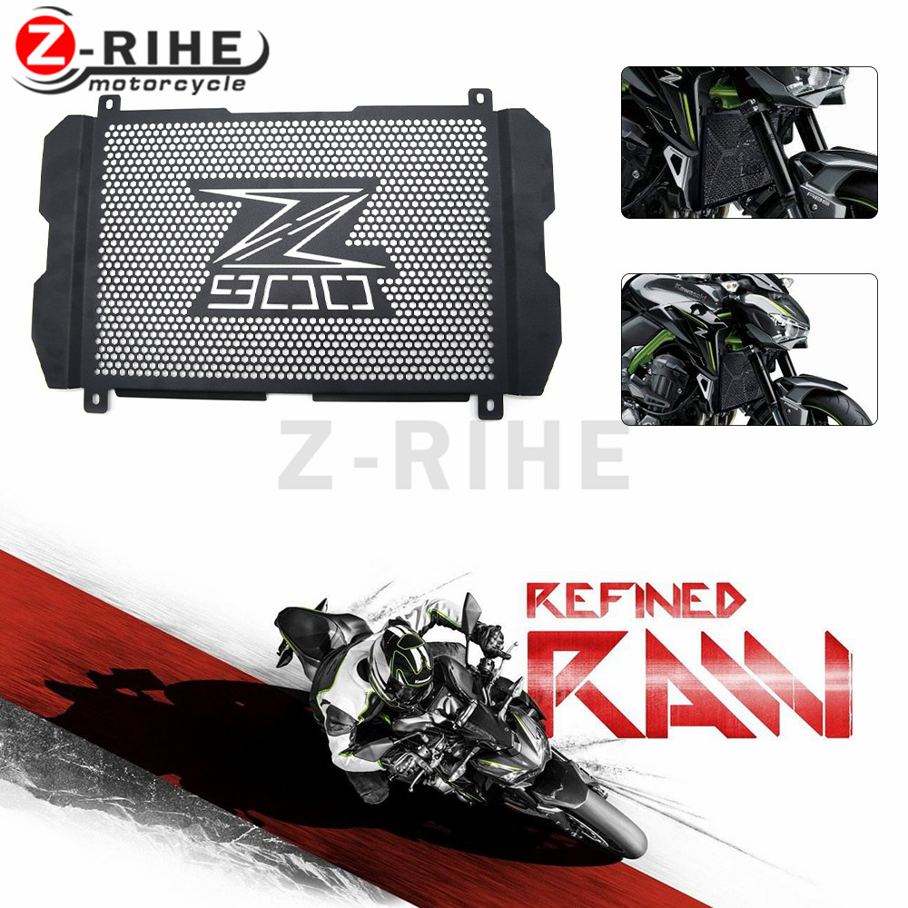 for kawasaki Z900 2017 Radiator Guard Grill Protection for kawasaki Z 900 2017 Parts Accessories Radiator Grille Guard Cover kemimoto for kawasaki z900 2017 radiator guard grill for kawasaki z 900 2017 radiator protection moto motocycle accessories