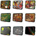 customize Laptop Bag Notebook Sleeve Case Carrying Handle inside For 7 9.7 12 13.3 14 15 15.6 17 17.3 inch Netbook PC NS-top42