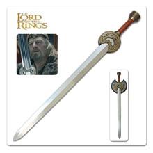 Лохан король меч Фильм Властелин колец кольцо Ван шенцзянь средневековые доспехи мечи Европейский стиль Меч край