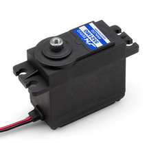 купить JX PS-5521MG 20KG Large Torque Metal Gear Standrd Analog Servo For RC Robot дешево