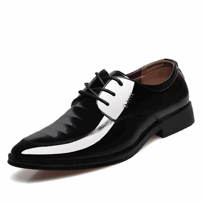 ظلم إعطاء طين Shiny Black Shoes Cabuildingbridges Org