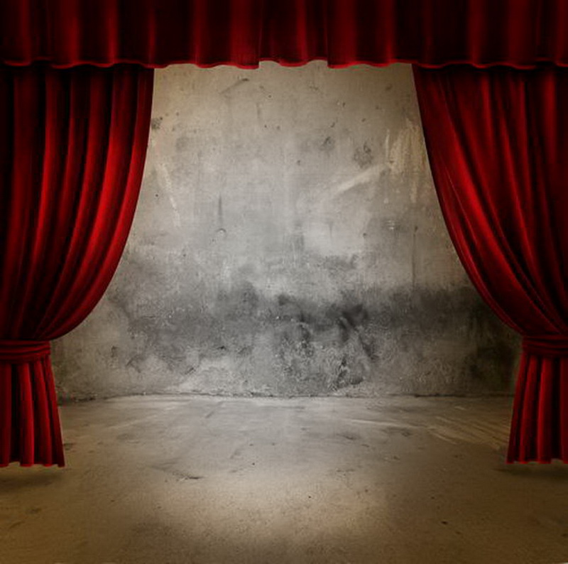 Vinyl print photography backdrops 5 x 8 ft antique red stage for photo studio portrait photographic background F-747 abdelkader zarrouk belkheir hammouti and rachid touzani dft and quantum chemical studies for heterocyclic compounds