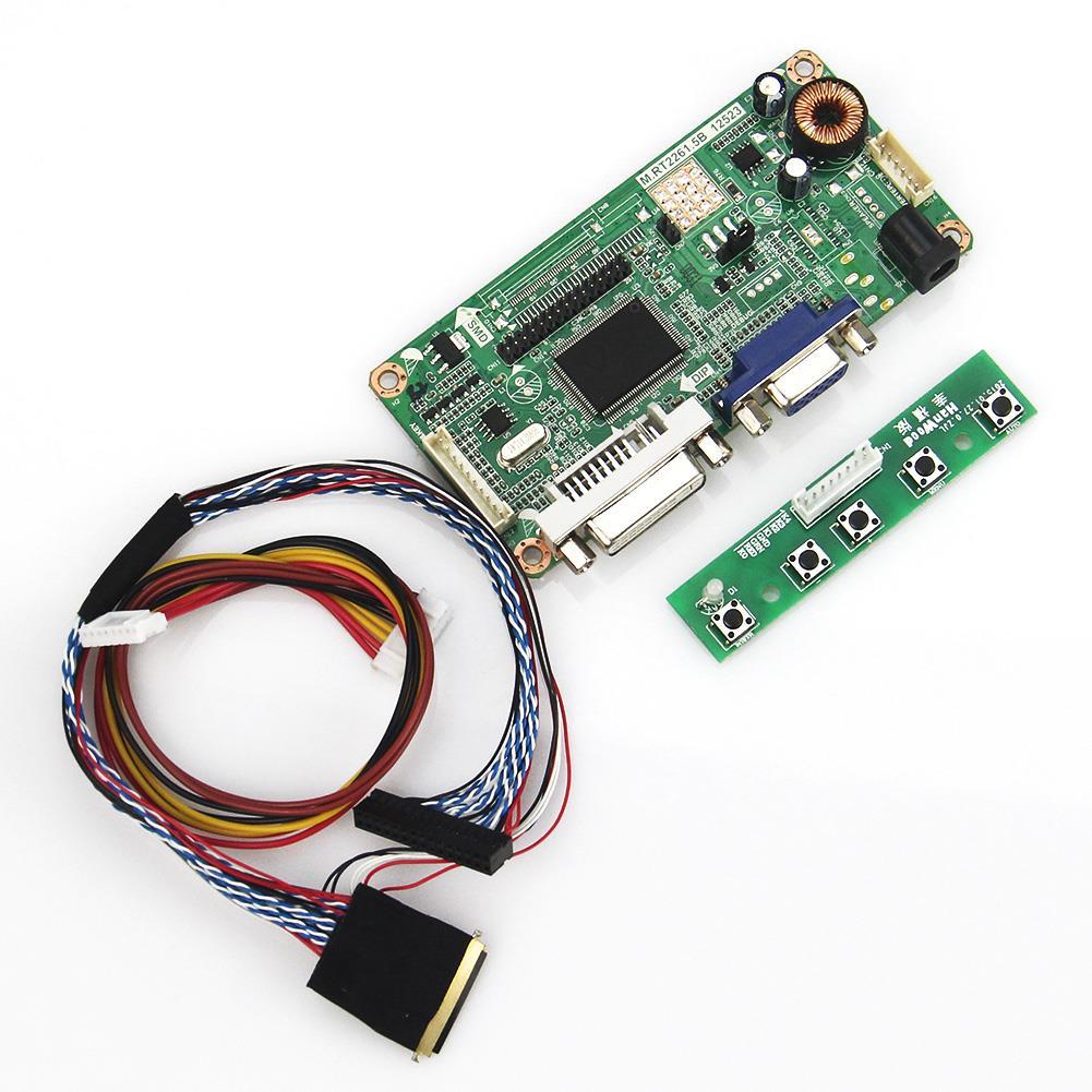 Für Ltn116at02 B116xw02 V.0 Rt2281 Lcd/led Controller Driver Board Lvds Monitor Wiederverwendung Laptop 1366x768 Lassen Sie Unsere Waren In Die Welt Gehen R2261 M M vga + Dvi