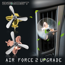 BEMOST Car-Styling Car Air Freshener Auto Outlet Perfume Diffuser Conditioning Clip Decoration