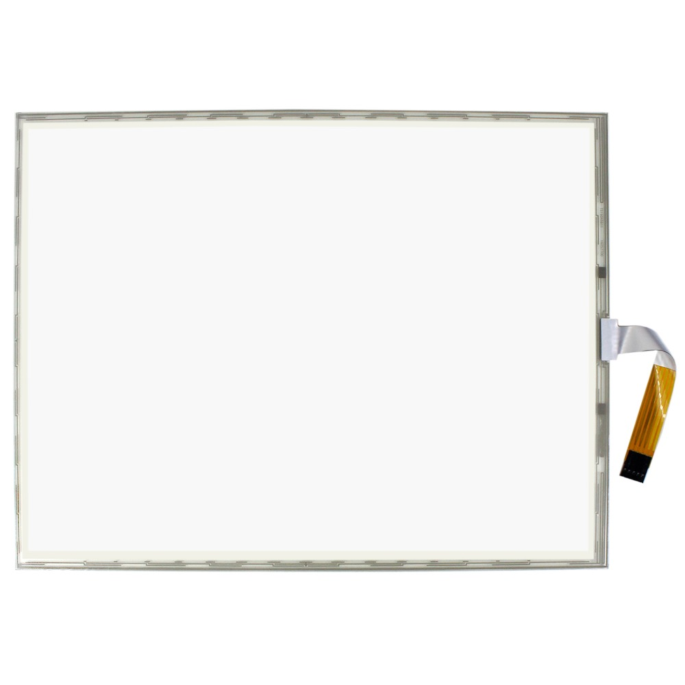 15inch 5 Wire Resistive Touch Panel For 15inch 1024x768