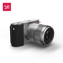 YI M1 Mirrorless Digital Camera Prime Zoom Lens LCD Minimalist International Version 20MP Video Recorder 720RGB Digital Cam-in Mirrorless System Cameras from Consumer Electronics on Aliexpress.com | Alibaba Group