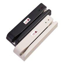 RD-400 USB Lector de 2 Pistas de Tarjetas de Banda Magnética Lector de Tarjetas MSR POS Lector de Tarjetas de Banda Magnética pista 2