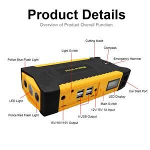 Image 4 - Batterie de démarreur de saut de voiture
