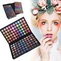 120 Цветов Палитры Теней Для Век Земля Цвет Макияж Comestic Порошок Тени Для век Make Up Kit Professional