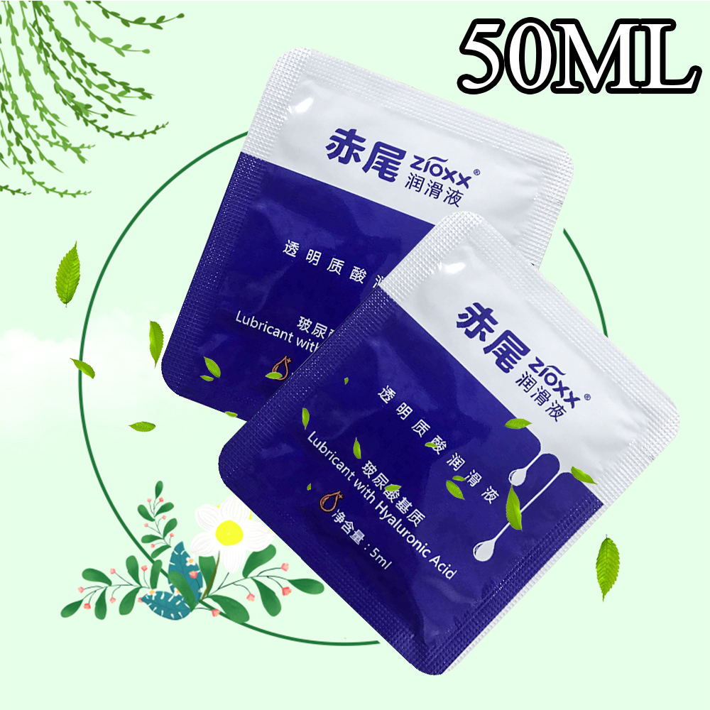 50ml Water Based Lubricant lubricants Sex Lube Massage Oil Aphrodisiac Increase Sexual Pleasure Intimate Gel for couple in Vibrators from Beauty Health