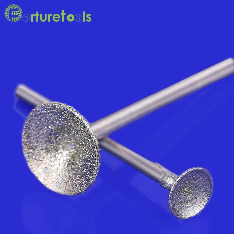 50 tk teemandiga kinnitatavad dremeli pöörlevad tööriistale - Abrasiivtööriistad - Foto 6