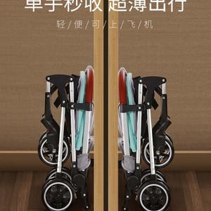 Light Baby stroller Portable F