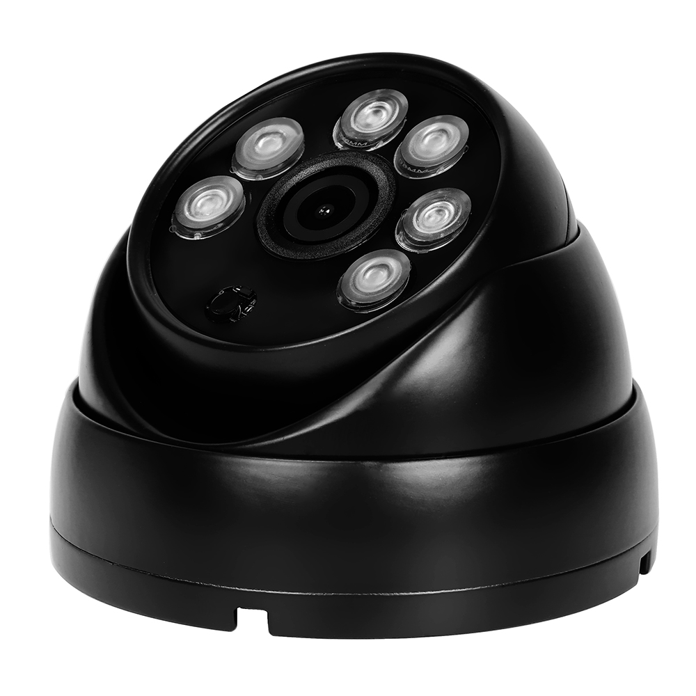 GADINAN 720P 960P 1080P POE Camera ONVIF P2P Security IP Camera 25FPS Hi3518EV200/ HI3516CV300 H.265 Metal Dome Camera IP CCTV