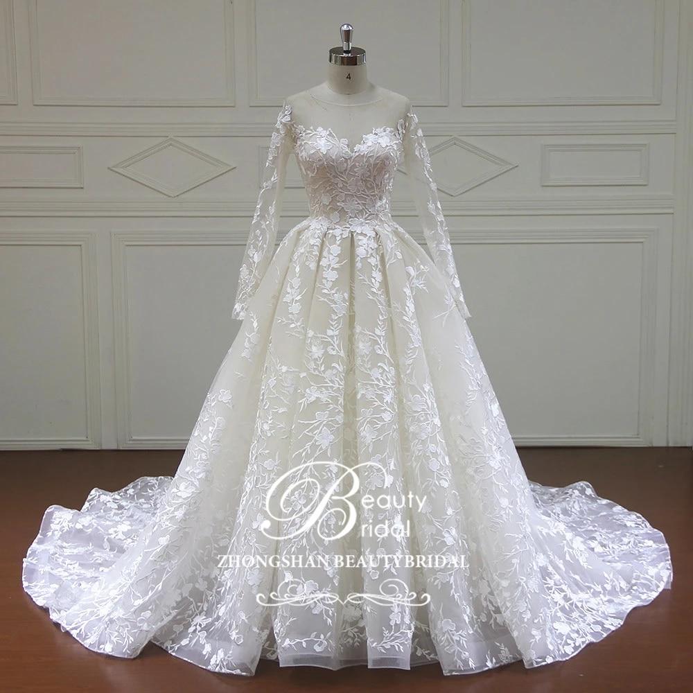 Regular Wedding Dress