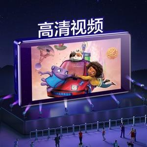 Image 4 - Newest RUIZU D20 HD Full Touch Screen 3.0 inch 8gb FM radio E Book HIFI Music MP3 Player Support 128GB Expand