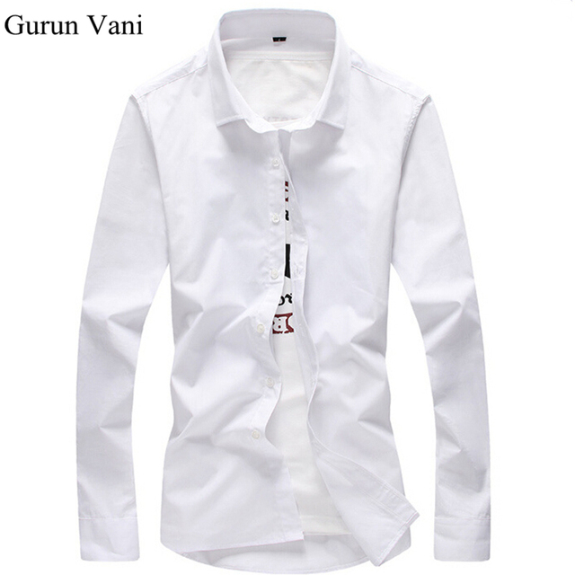 a130fd16892b 2018 Men Shirt Long Sleeve Slim Fit Solid Mens Dress Shirts Formal Shirts  Designs Camisa Social Masculina Men Business Shirt