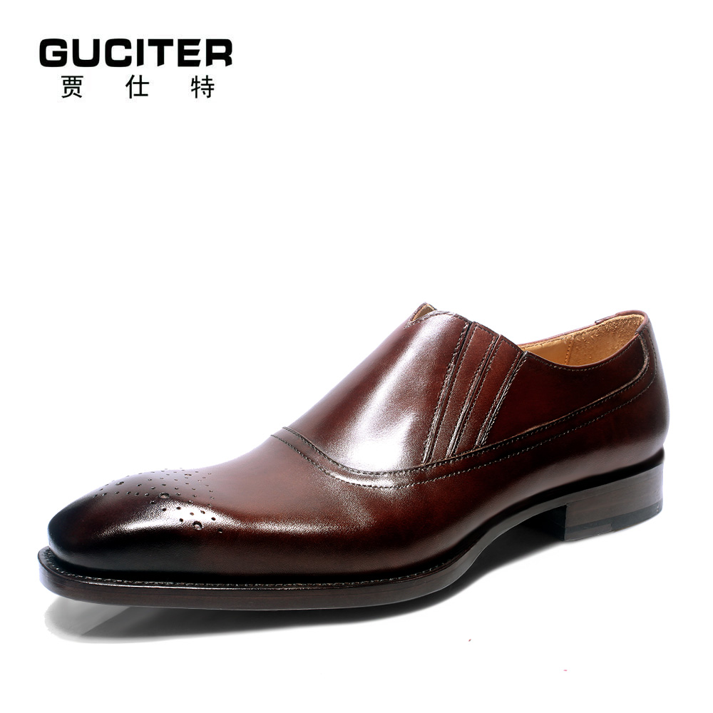 Custom handmade slip-on shoes business suits Goodyear welted mens shoe dress loafer Short tube low shoes frank buytendijk dealing with dilemmas where business analytics fall short