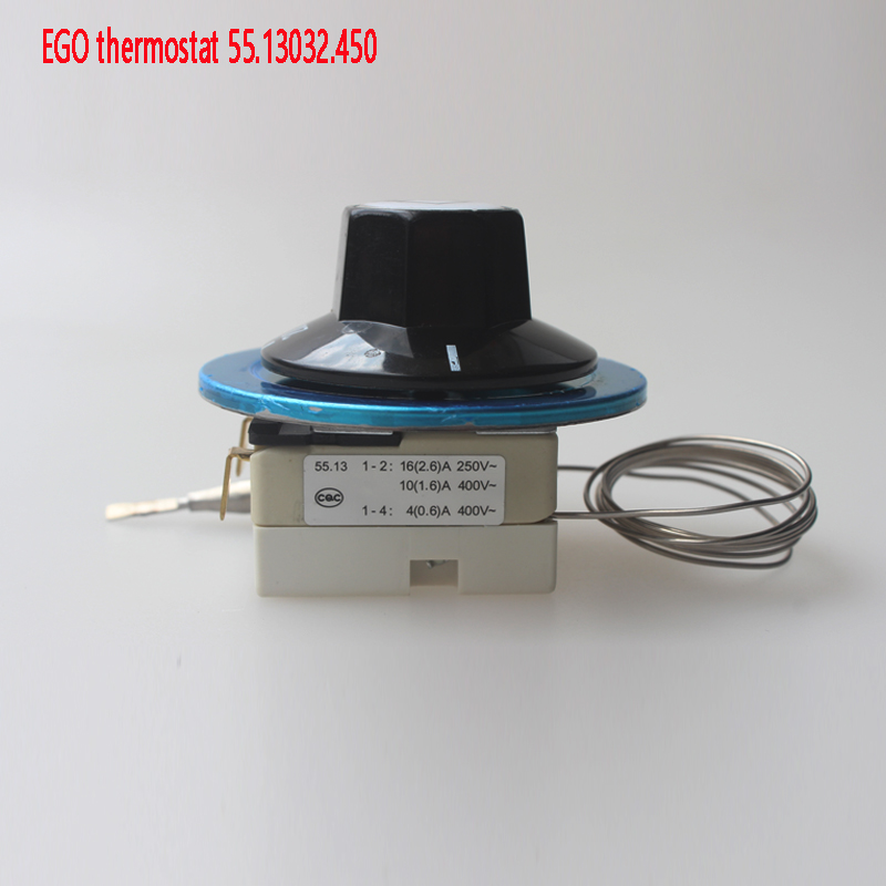 68 200 celsius degree germany ego capillary thermostat adjustable tempering - Four 200 degres thermostat ...