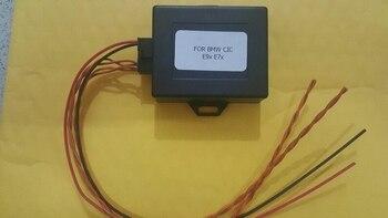 עבור BMW CIC retrofit מתאם אמולטור ניווט עבור E90, E60, E9X, E6X, E8X, e81 E82 E87 E88 e70 e7x x5 x6