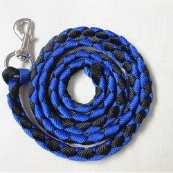 2 meters rope pp webbing horse lead rope with metal snap pet traction rope colors rope.jpg 250x250