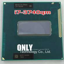 Laptop CPU Intel I7-3740QM SR0UV Scrattered-Pieces Official-Version