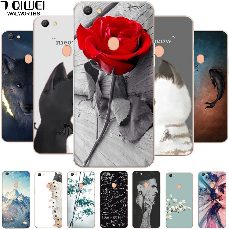 f57f1f5a62 For OPPO F5 Case Silicone Cute Cat Cartoon Clear Back Phone Cases For OPPO  F5 Youth Cover TPU Animal Girls for OPPO F5 A73 A73T ~ Perfect Deal June  2019