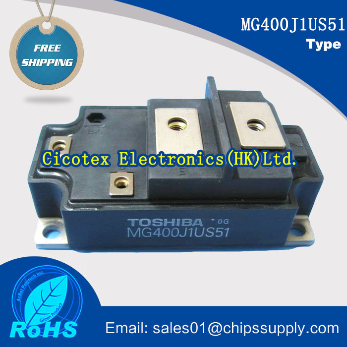 MG400J1US51 TSB GTR Module N canal IGBT 600 V 400A cas 2-109A4A poids: 465g (Typ.) ICMG400J1US51 TSB GTR Module N canal IGBT 600 V 400A cas 2-109A4A poids: 465g (Typ.) IC