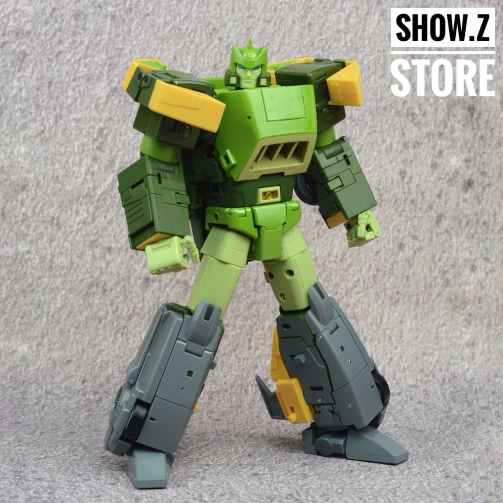 [Show.Z Store] FansToys FT-19 Apache Spring Fans Toys Transformation Figure Toy MP Size