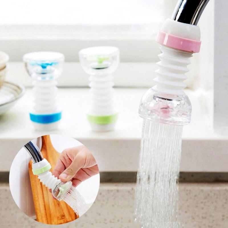 Kitchen Faucet Splash - Proof Sprinkling Tap Water Filter Tip Kitchen Filter Tip Filter Water Saver
