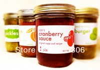 Custom JAR Label Sticker Environmental Grade Ink For Food Drink Etc Item No CU25