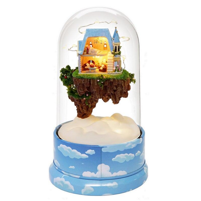 Kupit Kukly I Myagkie Igrushki Dollhouse Miniature Diy Doll House