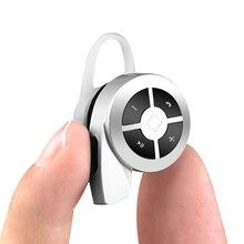 Venda quente Mini fone de ouvido bluetooth com recursos da câmera música estéreo Bluetooth 4.0 fone de ouvido sem fio hands-free Headset para telefone