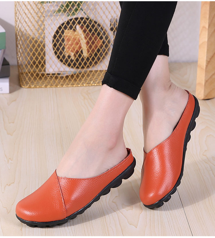 AH 9918-2018 New Women Flats Loafers Shoes-21
